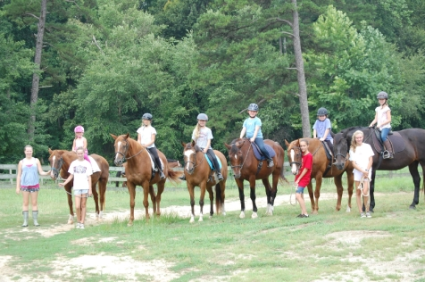 Riding Lessons & Summer Horse Camp